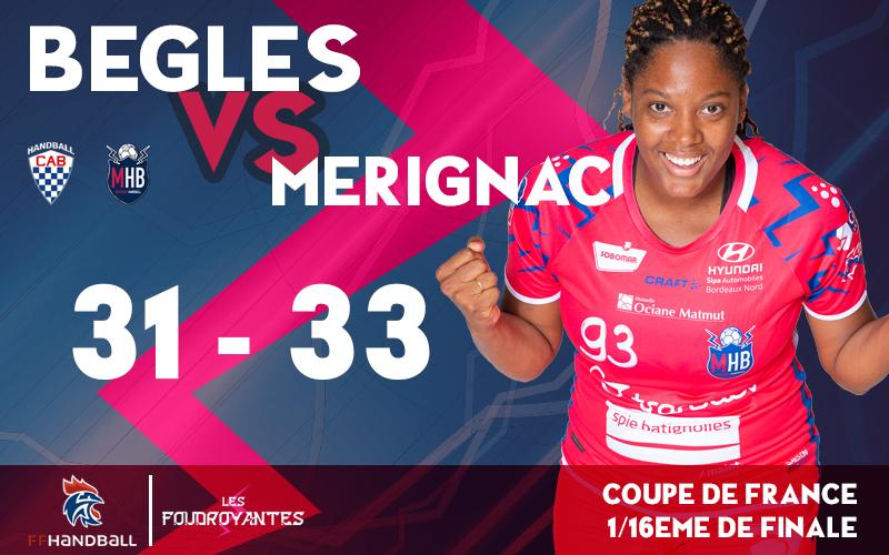 CA Béglais – Mérignac