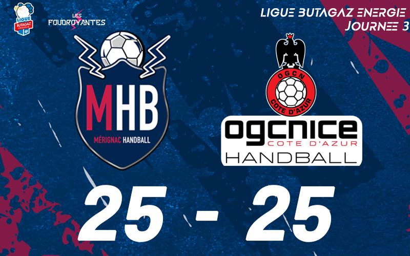 Mérignac – OGC Nice
