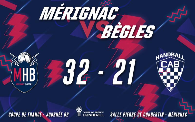 Mérignac – Bègles