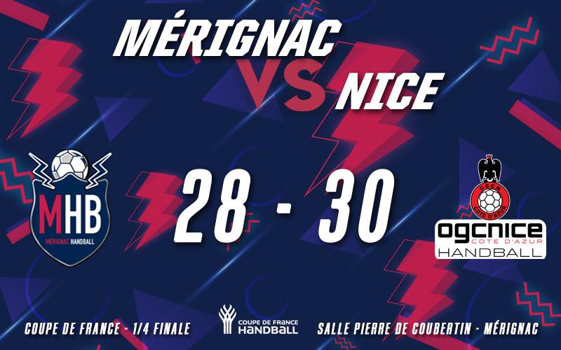 Mérignac – Nice
