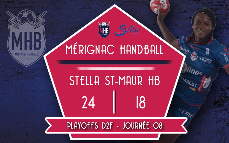 Mérignac Handball – Stella St-Maur Handball