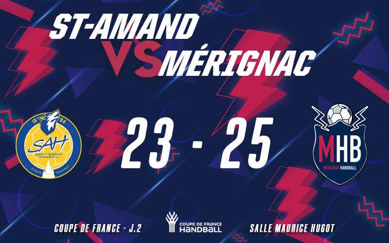 Saint-Amand – Mérignac