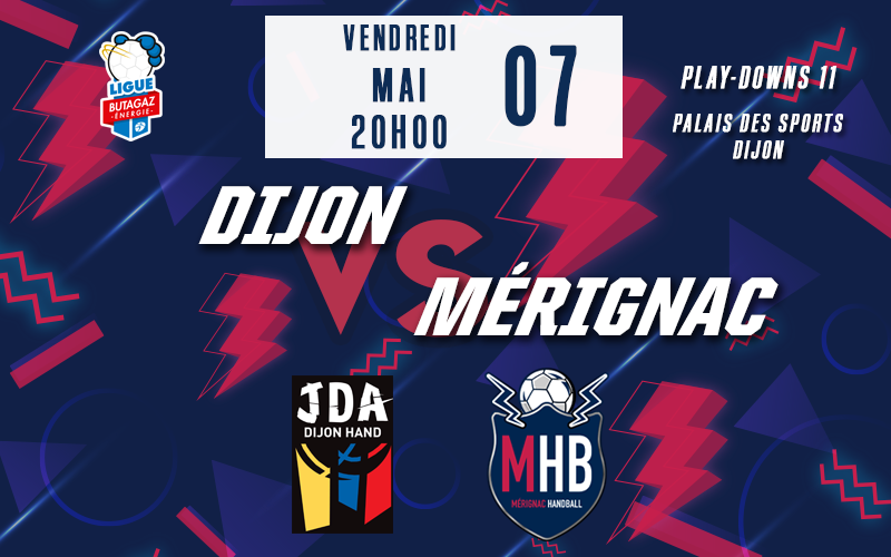 Dijon – Mérignac