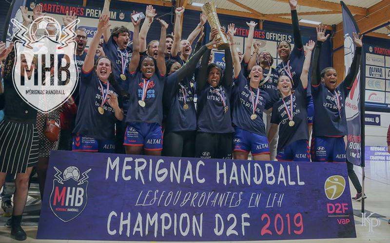 Champions D2F 2019