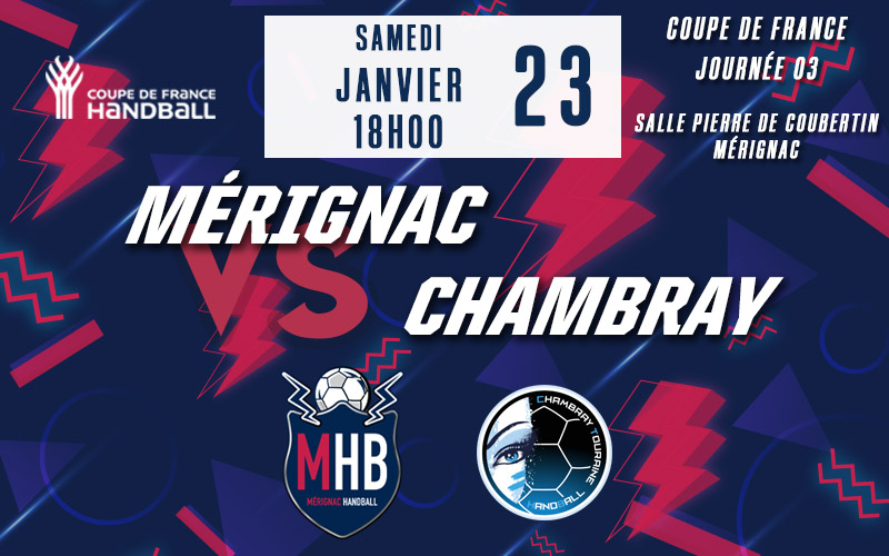 Mérignac – Chambray