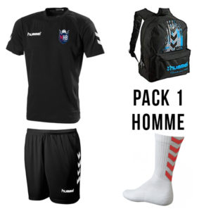 Pack 1 Homme