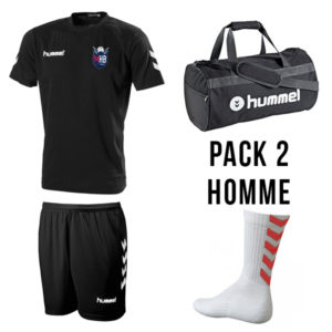 Pack 2 Homme