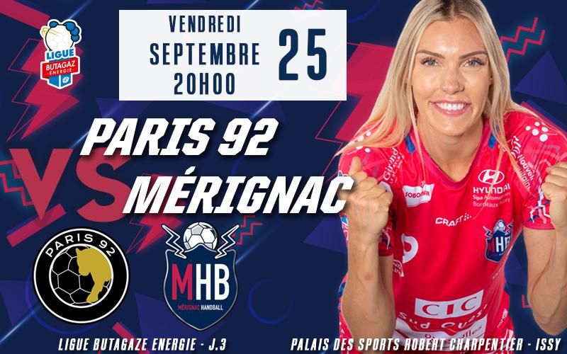 Paris 92 – Mérignac