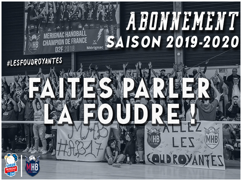 52f10aa63e637 MHB Mérignac Handball - Région de Bordeaux - Votre club en direct