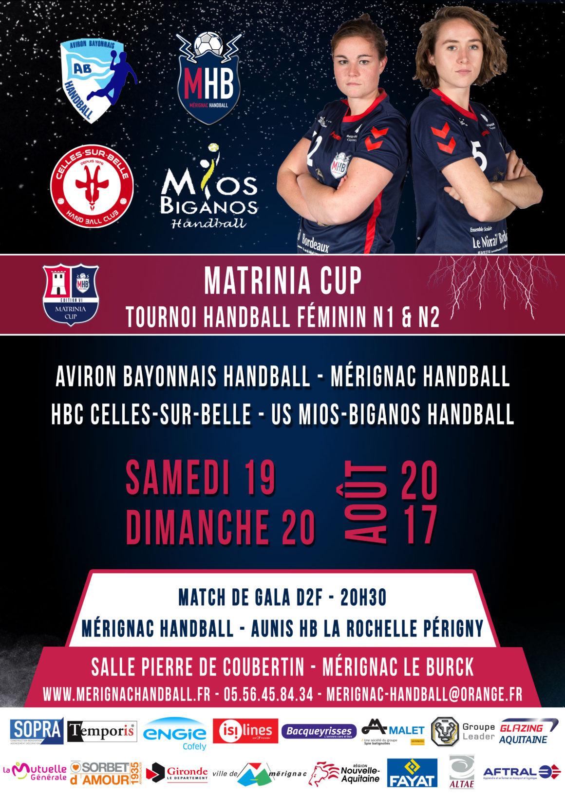 Matrinia Cup 2017