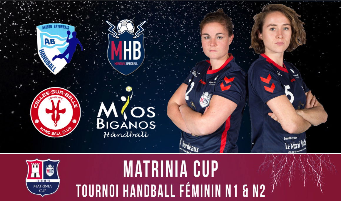 Retour sur la Matrinia Cup 2017