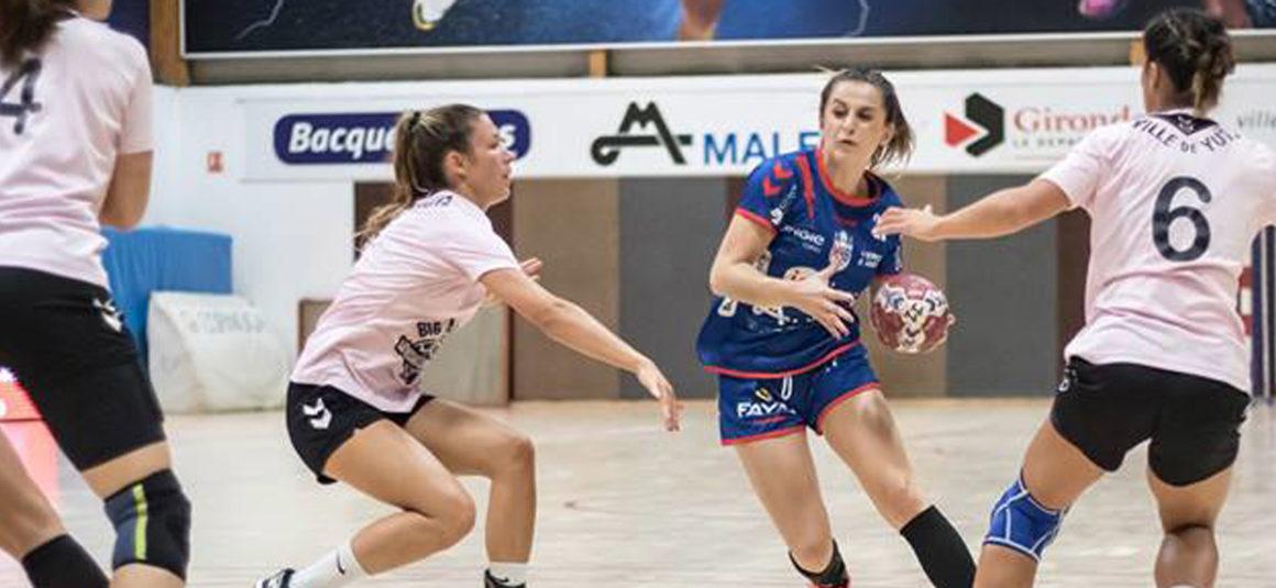 Melody Serna: entre ambition sportive et professionnelle