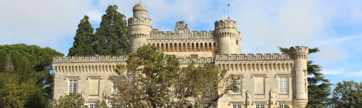 Visite & Dégustation – Château de Camarsac