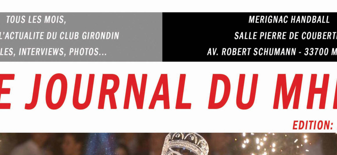 JOURNAL DU MHB – DECEMBRE 2017