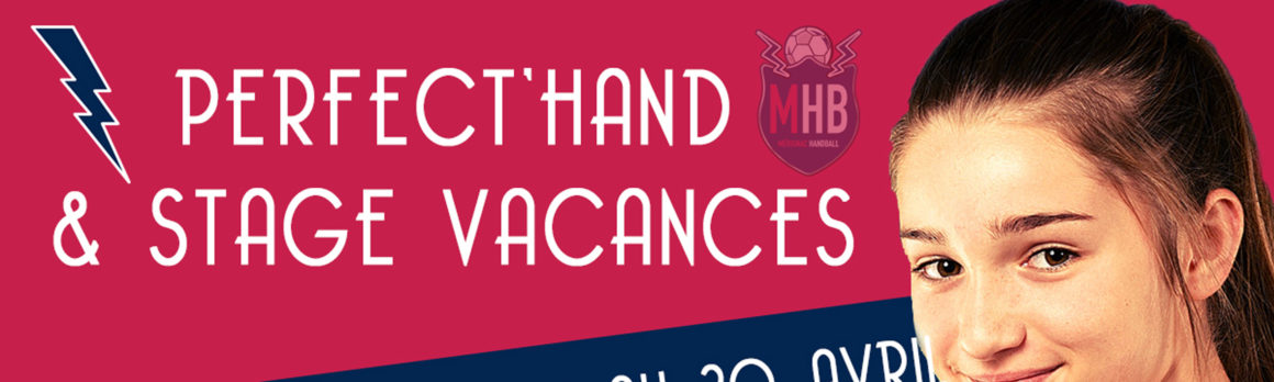Perfect'Hand & Stage Vacances