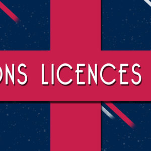 Inscriptions Licences 2018/2019