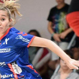 Victoire Nicolas: « Mener le handball girondin en LFH »