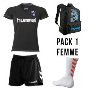 Pack 1 Femme