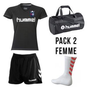 Pack 2 Femme