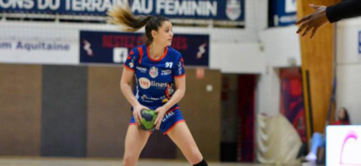 Melody Serna: au cœur de la formation mérignacaise