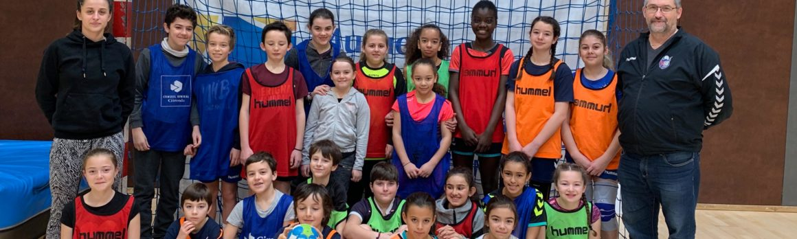 Stages au Mérignac Handball