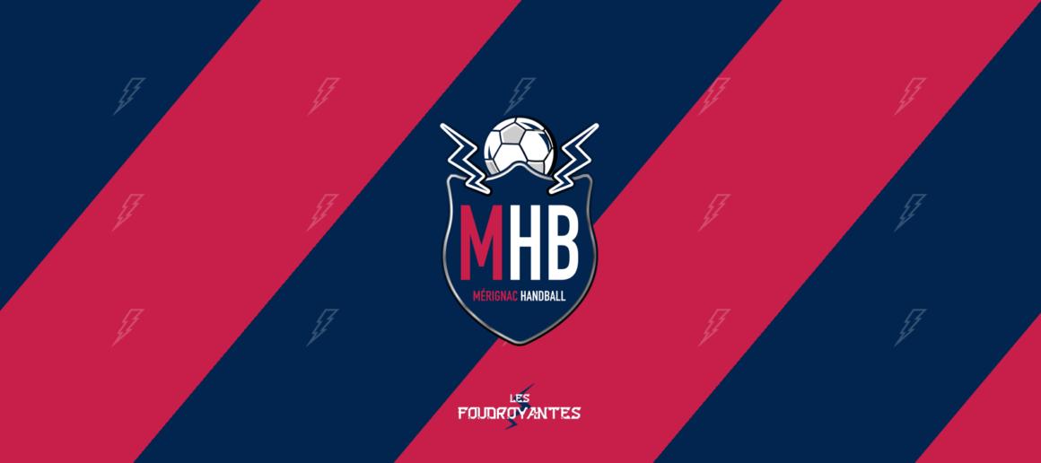 L'effectif 2020-2021 du Mérignac Handball