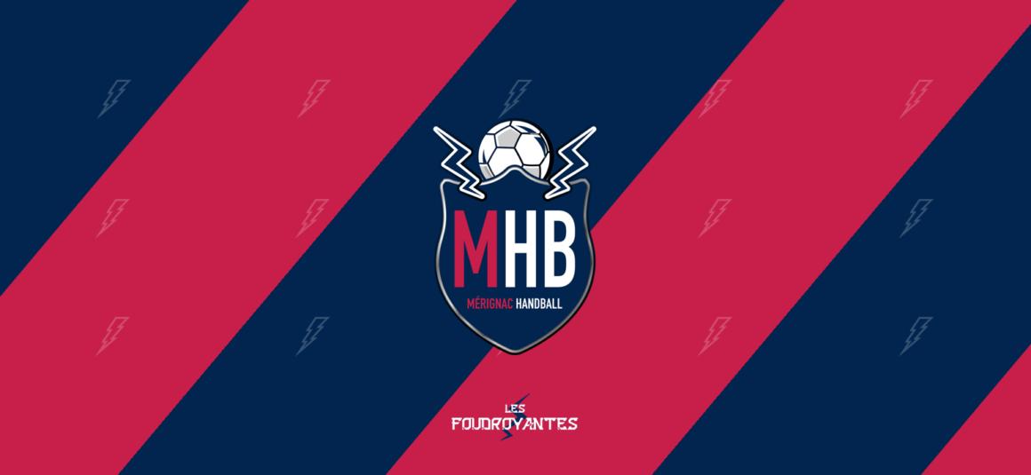 3 jeunes et prometteuses joueuses s'engagent au Mérignac Handball