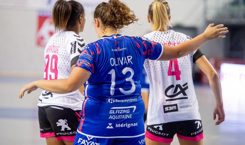 Après 13 saisons au MHB, Olivar quitte Mérignac