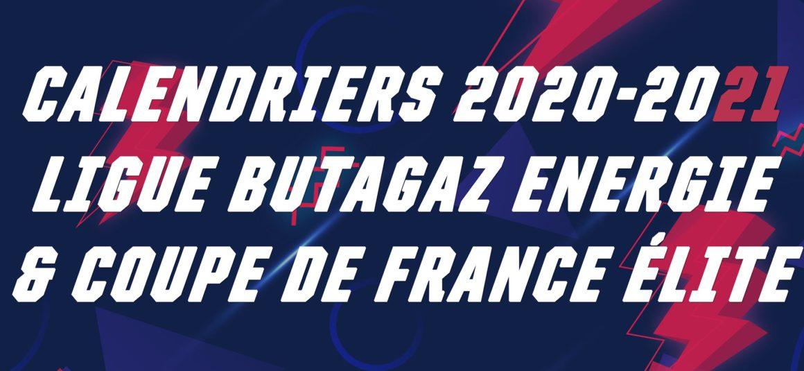 Calendriers 2020-2021 du Mérignac Handball