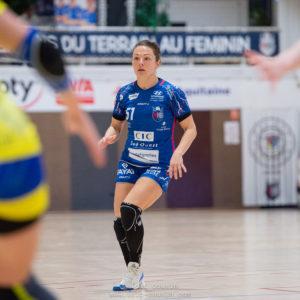 N.Lutovac: «Jouer en LBE pour la première fois de ma vie est juste plein d'éclat»