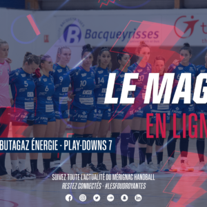 Le Mag' en ligne | Mérignac – HBPC Plan-de-Cuques