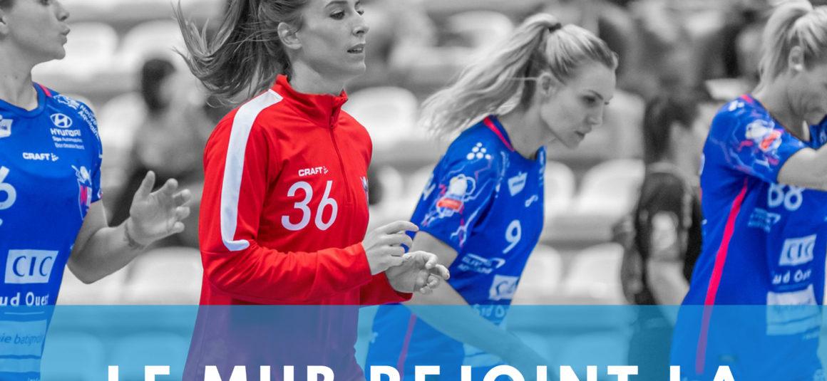 SPONSO+ vient foudroyer le Mérignac Handball